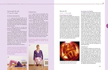 Das große Buch zur Schwangerschaft. Umfassender Rat für jede Woche - 10