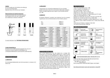 KTX7 Schwangerschaftstest - Empfindlichkeit: 10mIU/ml, 14 Stück - 5