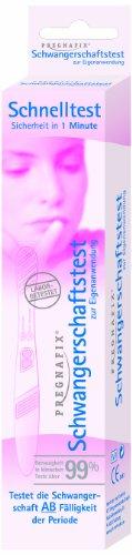Pregnafix Schwangerschaftsschnelltest 901 (1 Stück) - 1