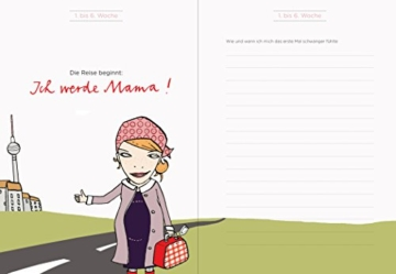So schön schwanger. Mein Schwangerschafts-Tagebuch - 2
